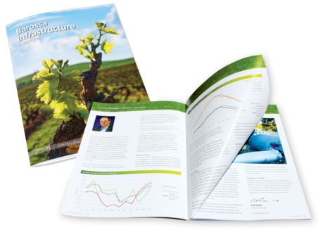 Annual reports look more professional from Color on Demand