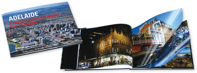 Photobooks printed professionally
