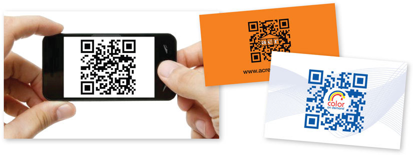 Drive users to your mobile site with QR codes