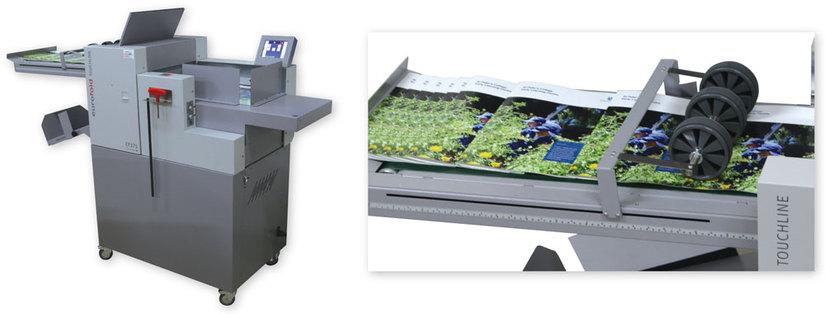 Eurofold Touchline folder & creaser